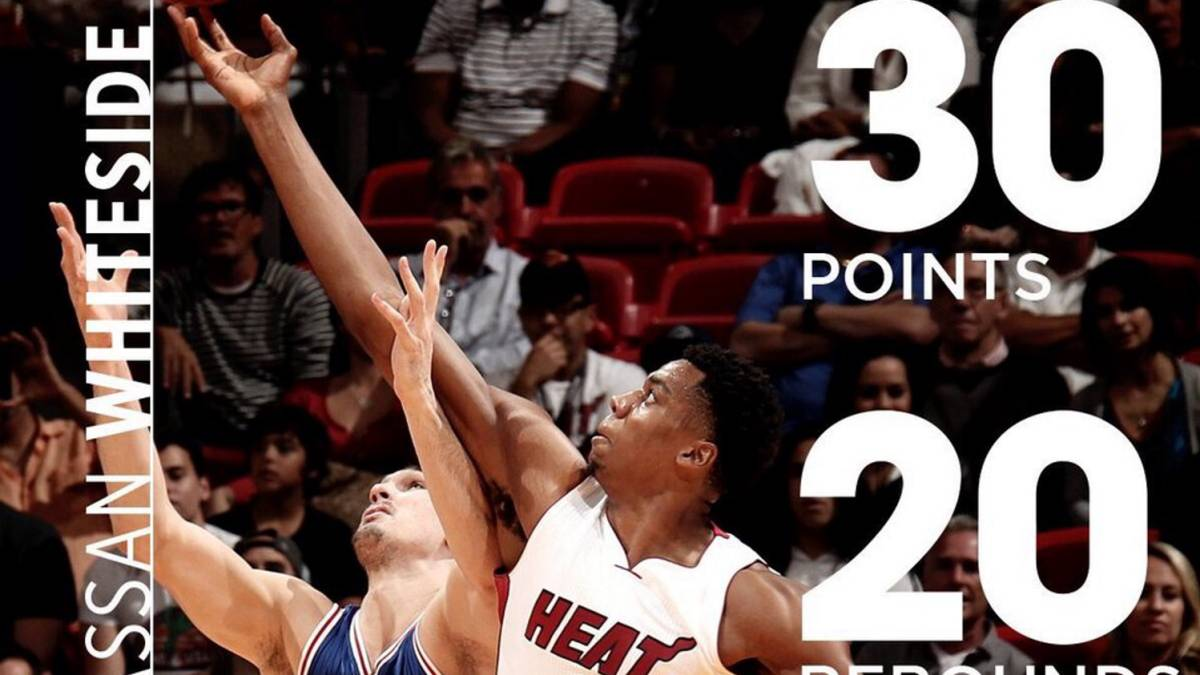 Hassan Whiteside.