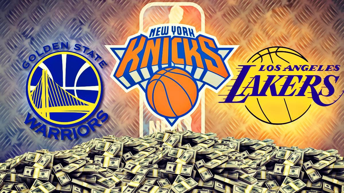 4aa0f5539d869 Cuánto valen los equipos NBA  ¿Y cuánto han ganado en 2016  - AS.com