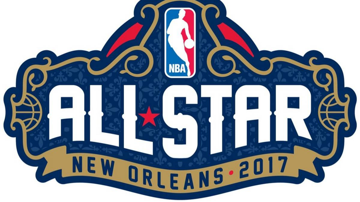 Logo del All Star Weekend de Nueva Orleans 2017.