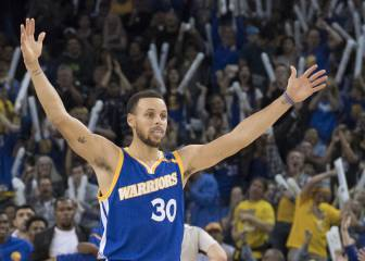 Curry y Klay (12 triples, 52 puntos) fulminan a los Grizzlies