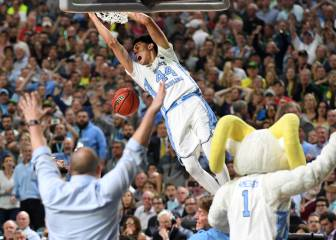 North Carolina beat Gonzaga for NCAA collegiate crown