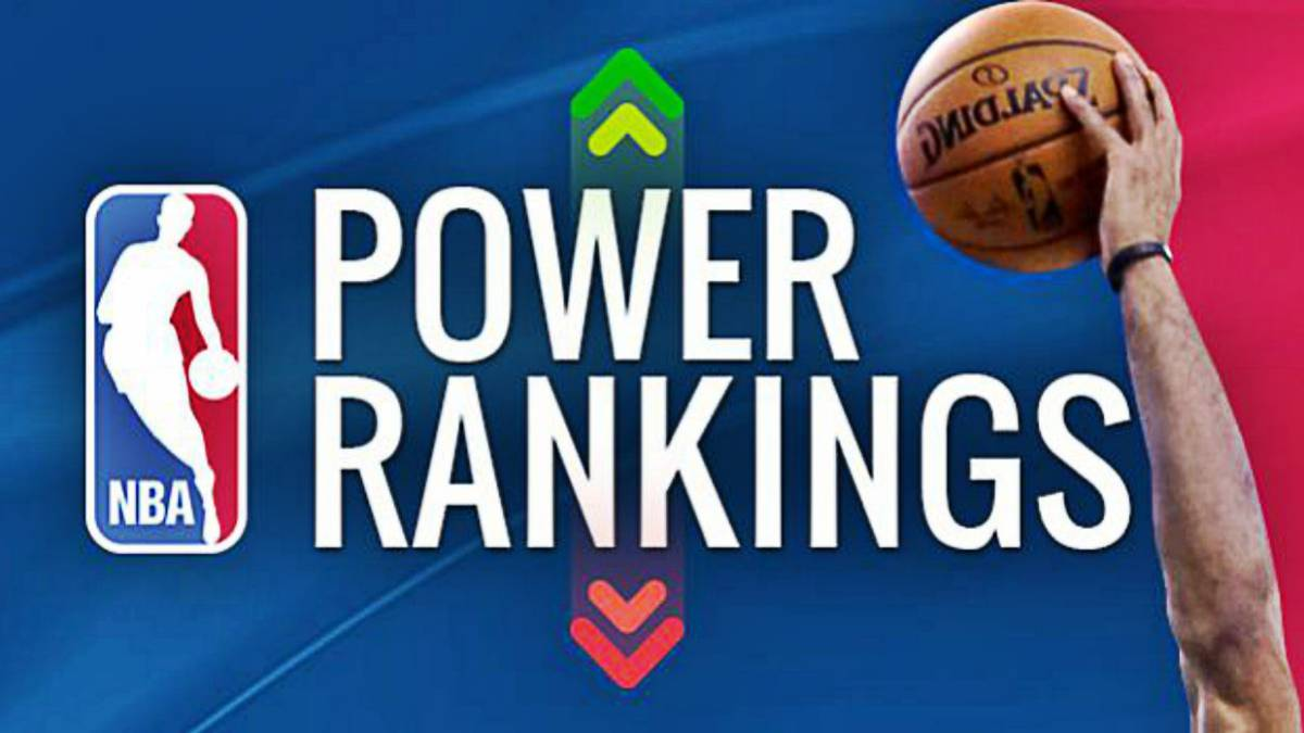 Power Rankings, edición final de temporada y previa playoffs