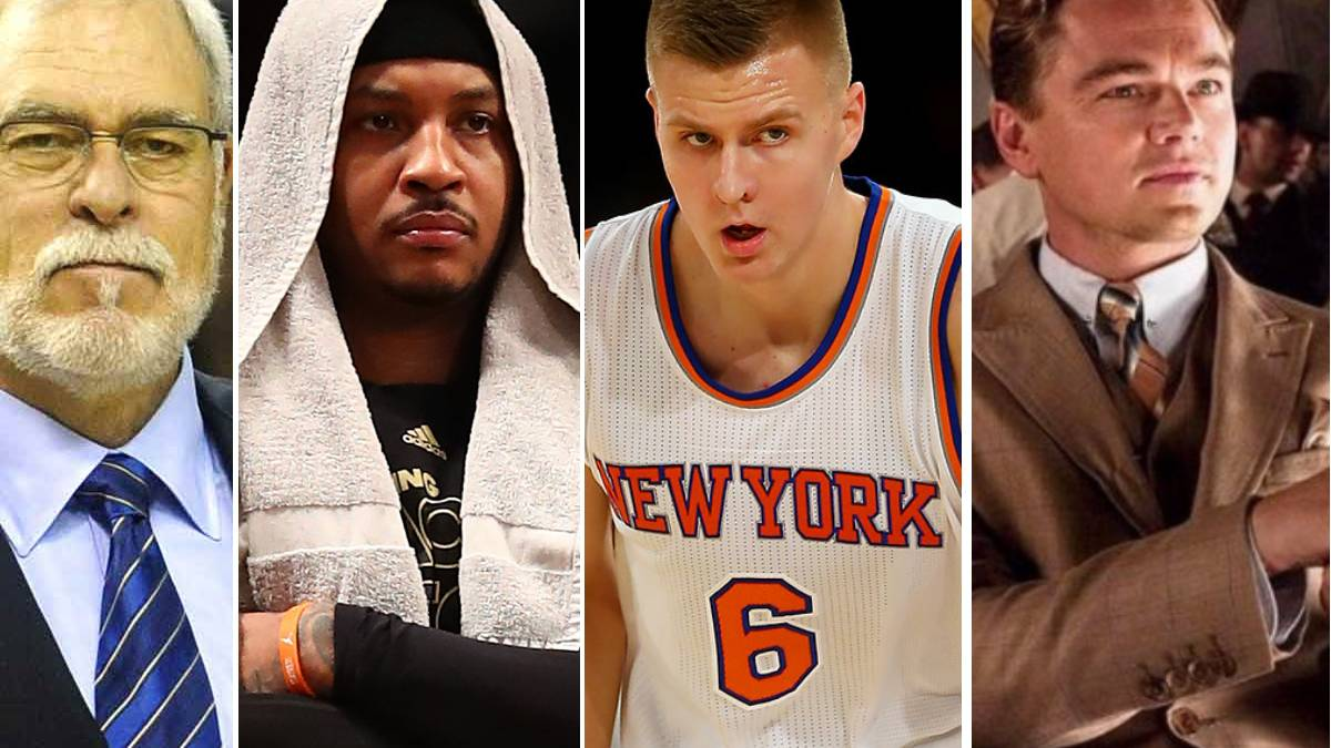 El quiebre entre Phil Jackson y Carmelo Anthony en los Knicks