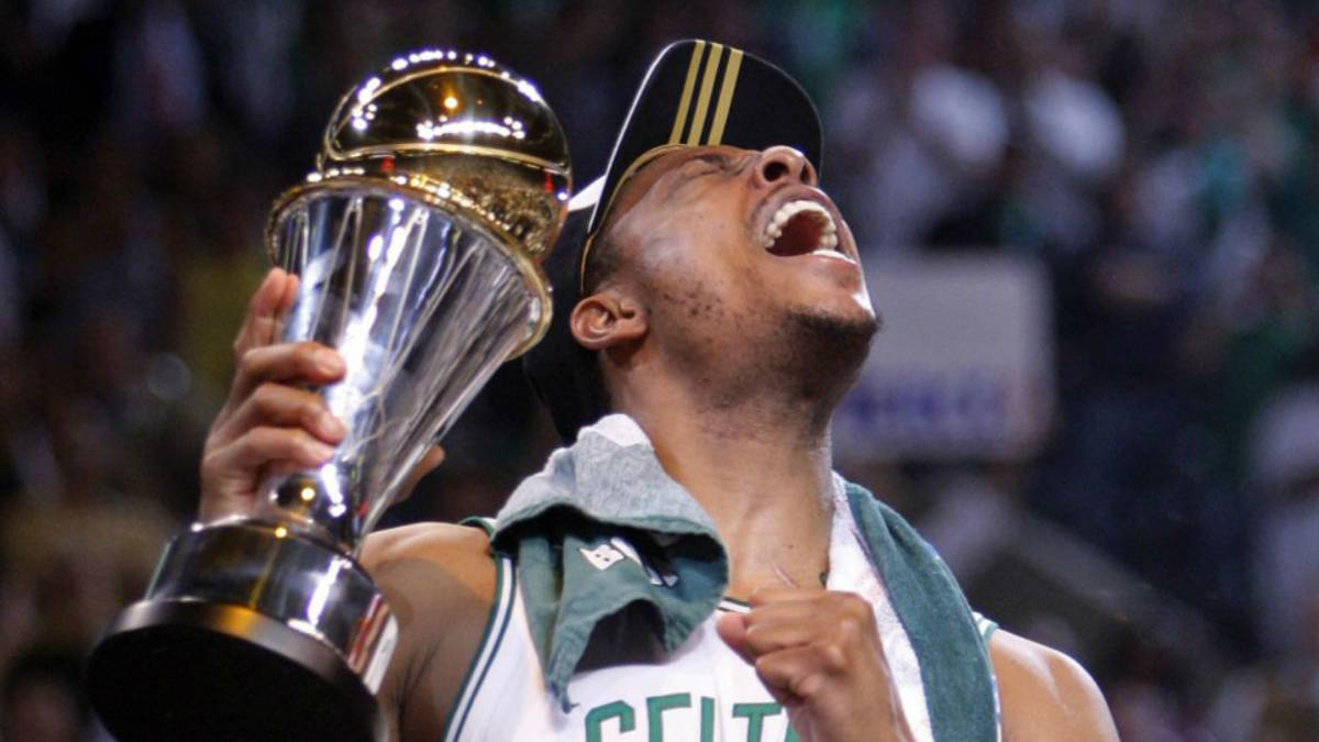 'The Truth': los números de la increíble carrera de Paul Pierce