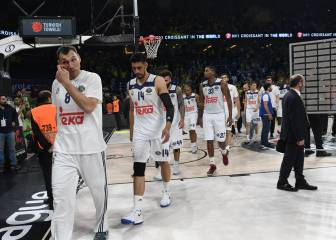Cinco claves de la derrota del Real Madrid en la Final Four