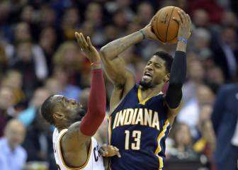 Paul George: ¿a los Cavs con LeBron antes de los Lakers?