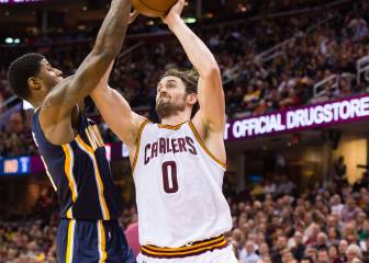 ¿Traspaso a tres? Paul George a Cleveland y Love a Denver