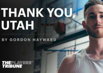 Gordon Hayward 'el deseado' ya es jugador de Boston Celtics