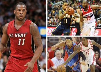 Los movimientos del 5 de julio: Roberson, Waiters y Ellis