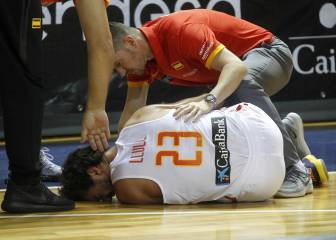 Sergio Llull out of Eurobasket after suffering ACL tear