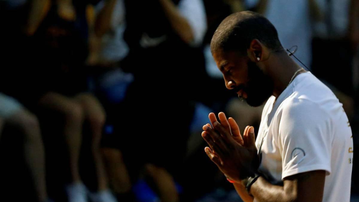 Rumor: Kyrie Irving querría jugar en Los Angeles Clippers