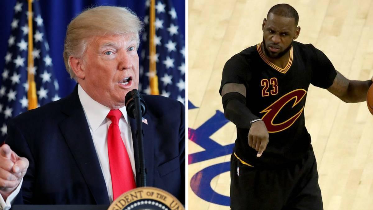 LeBron ataca a Trump tras la batalla racial en Charlottesville