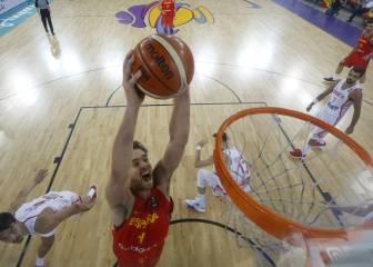 Pau Gasol becomes EuroBasket's all-time leading scorer