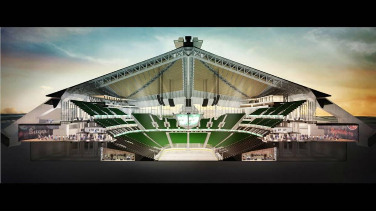 Seattle prepara un estadio de 600 millones de dólares para volver a la NBA