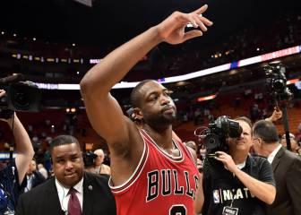 Report: Dwyane Wade signs with the Cavaliers