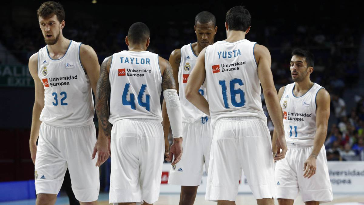 Real Madrid Zaragoza Basket Ma I 17