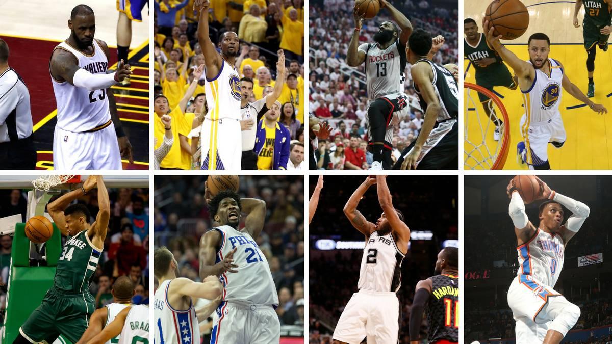 Los 15 protagonistas de la NBA para la temporada 2017-18 - AS.com 89301b54467