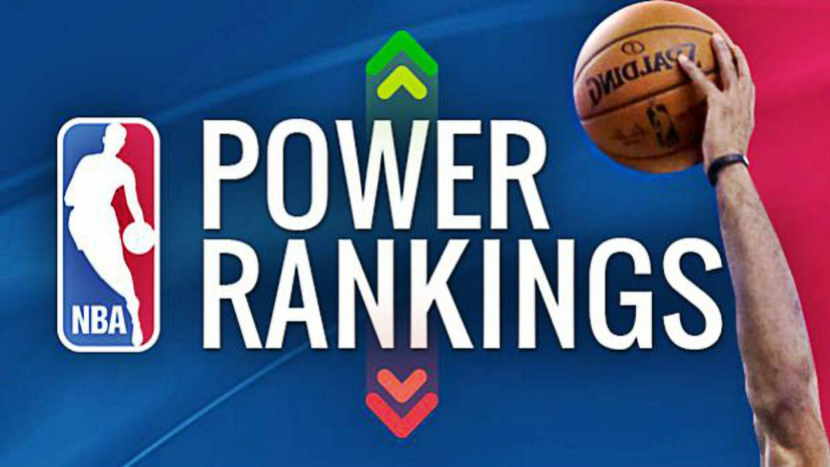 ¡Power Rankings NBA! Boston, número uno entre sorpresas