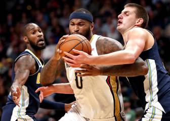Los Nuggets (146) le quitan el récord anotador a los Rockets