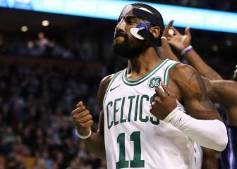 Boston, a sus pies: la magia de Irving conduce otra remontada
