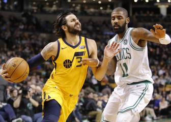 Los Jazz de un genial Ricky Rubio (22+7+5) asaltan Boston