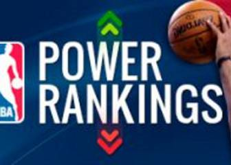 ¡Power Rankings NBA! Liderato para los Warriors y los Thunder se cuelan en el Top-10