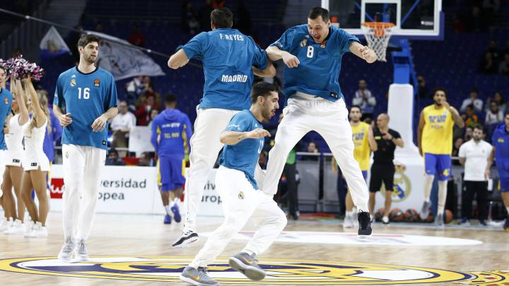 Hablan los general manager: el Madrid estará en la Final Four