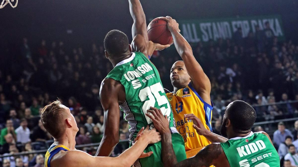 Baloncesto-Liga Endesa - cover