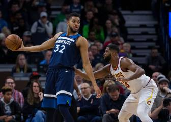 Los Wolves rechazaron un intercambio Griffin-Towns
