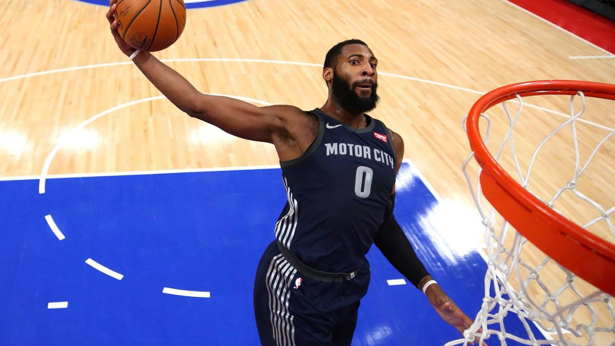 All Star: Andre Drummond por Wall y Kevin Love, tercera baja
