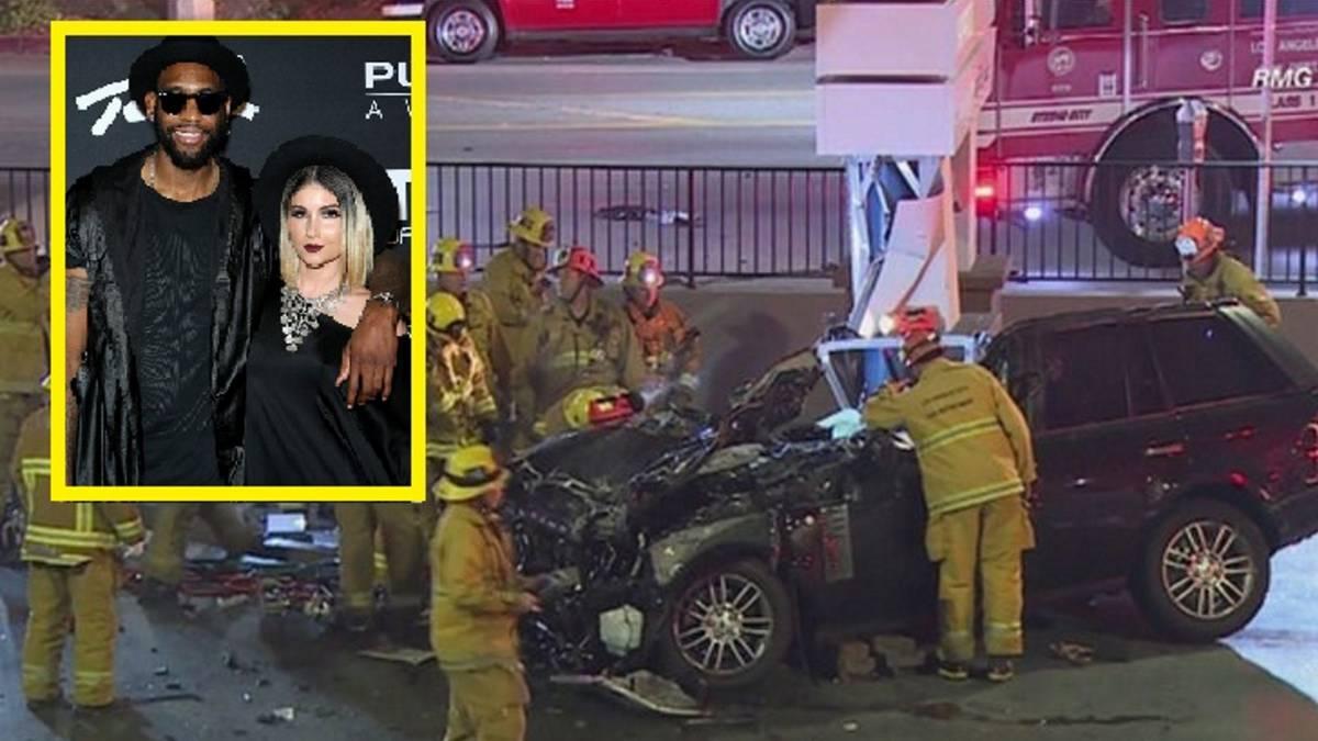 rasual butler  su mujer mueren en  accidente de coche ascom