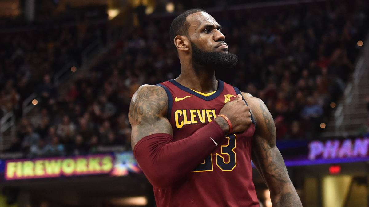 Los Warriors podrían intentar fichar a LeBron James