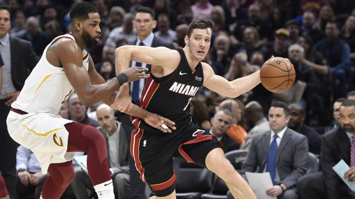 Goran Dragic sustituye a Love: primer esloveno en ser 'all star'