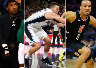 Semana decisiva: Bradley, Smart, Gordon... copan los rumores NBA