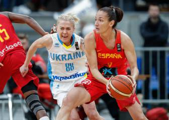 Nicholls pone a España con pie y medio en el Eurobasket 2019