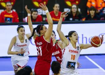 La Selección, virtualmente clasificada para el Eurobasket
