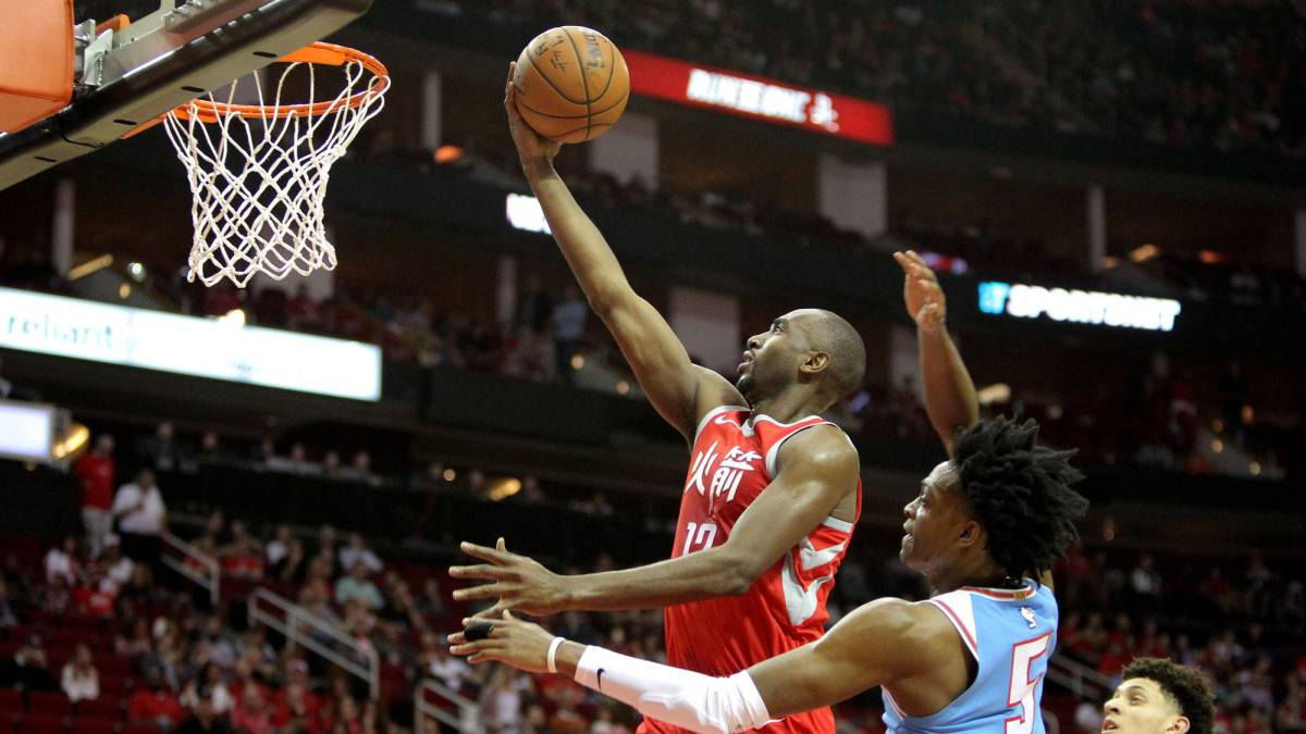 Houston Rockets y Toronto Raptors, los líderes de la NBA