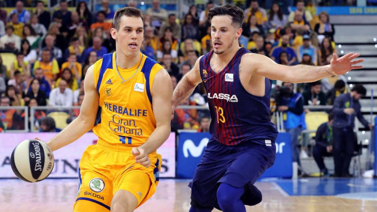 Gran Canaria-Barcelona  semifinal Copa del Rey 2018 en directo d74187f969407