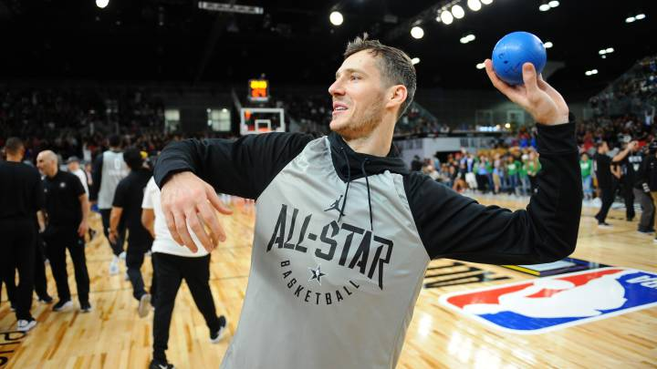 Goran Dragic disputó en Los Ángeles su primer NBA All Star.