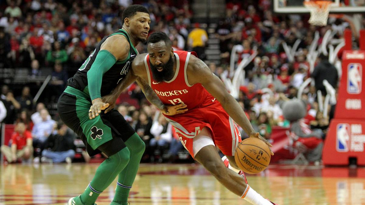 ¡La racha vive! 15 seguidas para Houston; partidazo de Boston