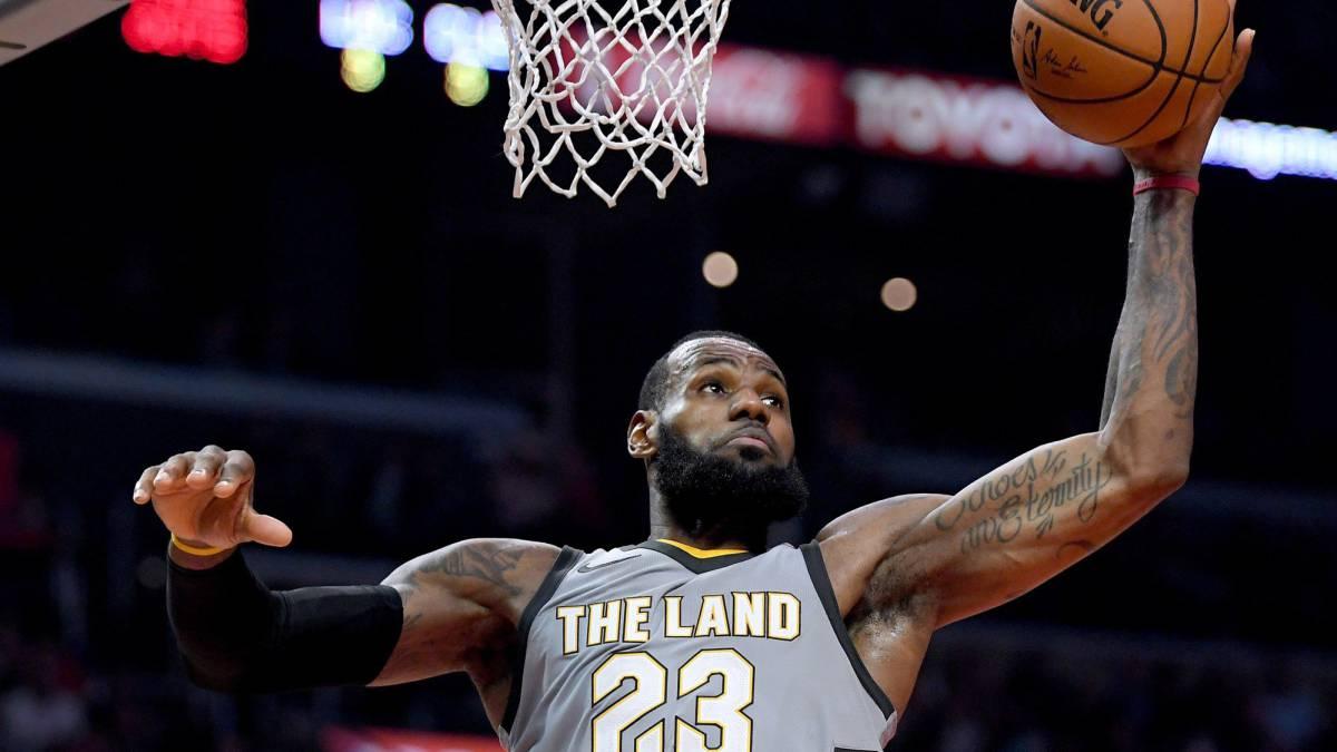 """LeBron y el crecimiento de los Lakers: """"Es como los Warriors..."""""""