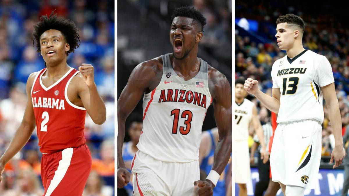 March Madness: 12 jugadores a seguir de cara al draft de la NBA