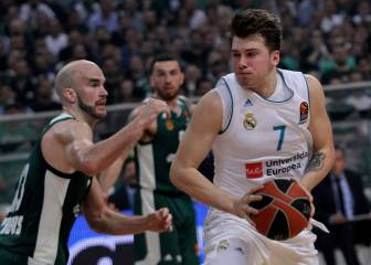 Doncic declares for NBA draft, should go in the top five