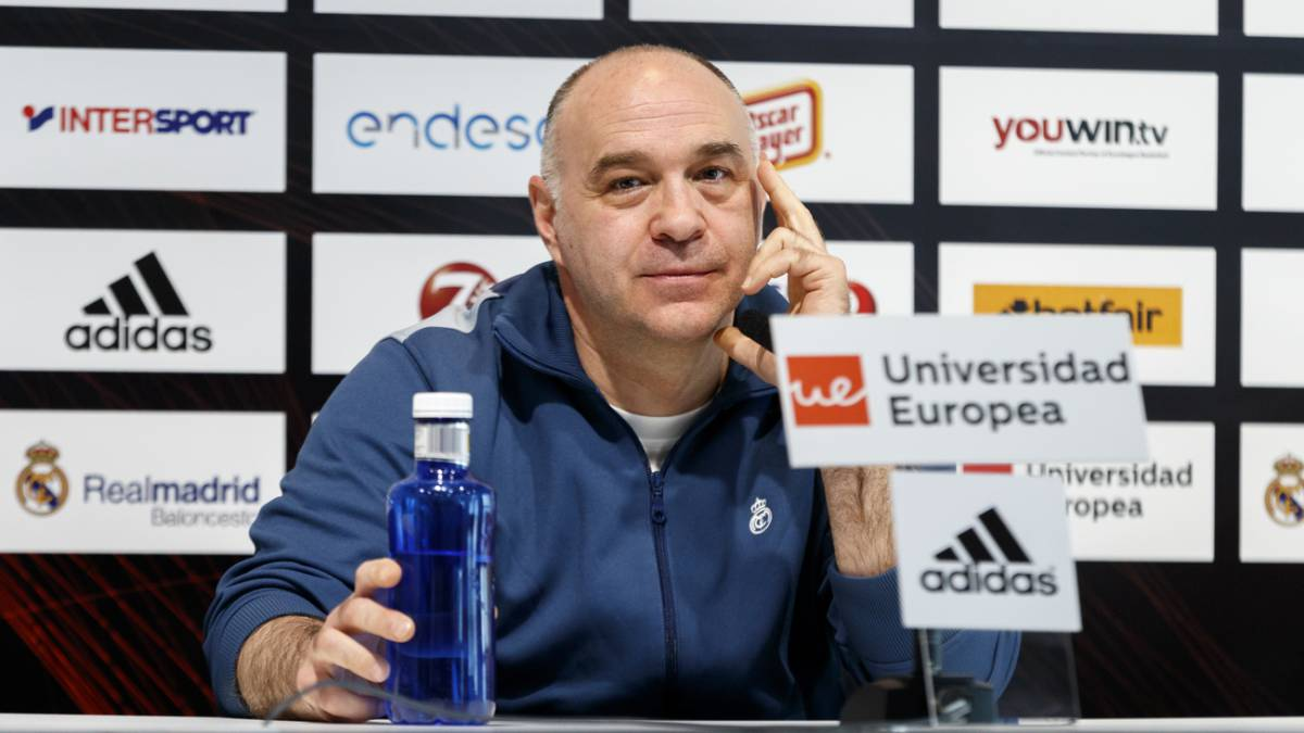Laso Real Madrid Euroliga Panathinaikos
