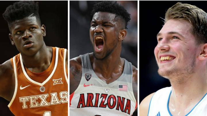 Mock Draft 2018: Ayton, Doncic, Bagley, Porter... Posible Top-14