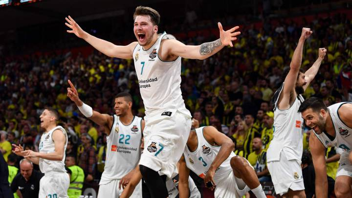 Real Madrid - Fenerbahce, en directo: Final Four, Euroliga 2018