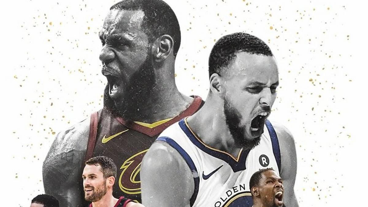 Warriors - Cavs  fechas y horarios de las Finales NBA 2018 - AS.com dcb31a93290