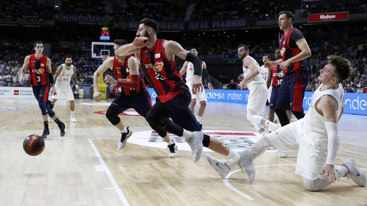 Real Madrid - Baskonia, en directo: Final ACB Liga Endesa 2018