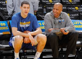 'Klay Thompson no se va a ir, se va a retirar en los Warriors'