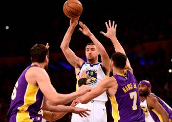 Rumores: los Lakers van a por Klay Thompson en 2019